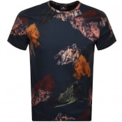 Product Image for PS By Paul Smith Regular Fit T Shirt Navy