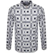 Product Image for PS By Paul Smith Pocket Casual Shirt Grey