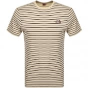 Product Image for The North Face Tissack T Shirt Brown