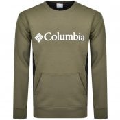 Product Image for Columbia River Logo Sweatshirt Green