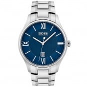 Product Image for BOSS HUGO BOSS 1513488 Governor Watch Silver