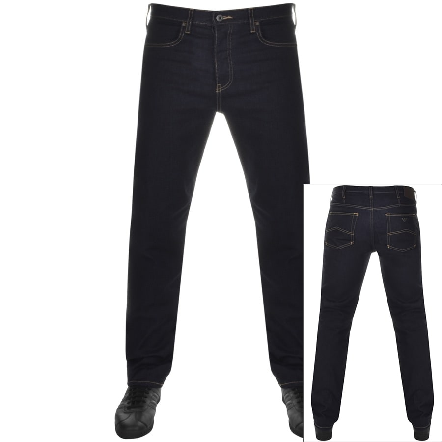 the latest united states aliexpress Emporio Armani Jeans | Mens Jeans & Trousers | Mainline Menswear