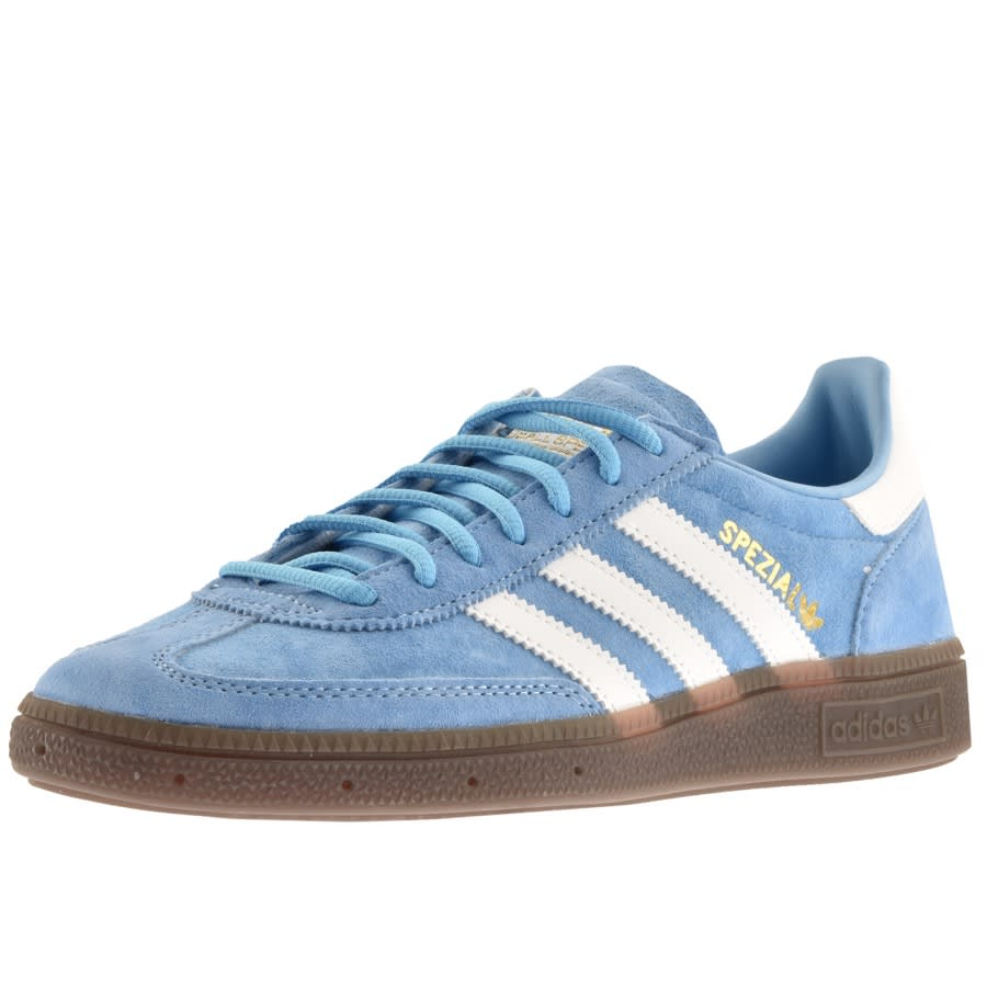 biggest discount vast selection new york Adidas Originals Handball Spezial Trainers Blue | Mainline Menswear
