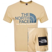 Product Image for The North Face Fine Alpine 2 T Shirt Khaki