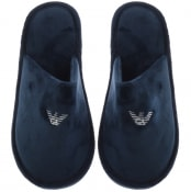 Product Image for Emporio Armani Slippers Blue