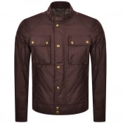 Product Image for Belstaff Racemaster Waxed Jacket Burgundy