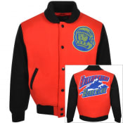 Product Image for Billionaire Boys Club Mountain Varsity Jacket Red
