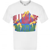 Product Image for Billionaire Boys Club Mountain Logo T Shirt White