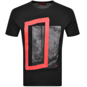 Product Image for HUGO Datam T Shirt Black