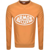 Product Image for Armor Lux Heritage Paris Sweatshirt Orange