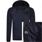 Product Image for Superdry Ottoman Windcheater Jacket Navy