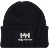Product Image for Helly Hansen Yu Logo Beanie Navy