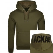 Product Image for Mackage Krys Fleece Hoodie Khaki