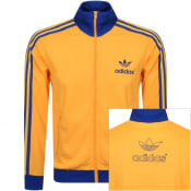 Product Image for adidas Originals 70s Track Top Yellow