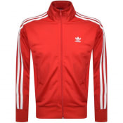 Product Image for adidas Originals Firebird Track Top Red