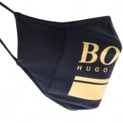 Product Image for BOSS Facemask Navy