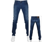 Product Image for Replay Slim Fit Anbass Jeans Blue