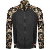 Product Image for Versace Jeans Couture Logo Jacket Black