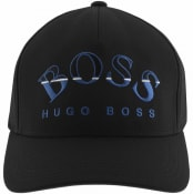 Product Image for BOSS Baseball Cap Black