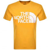 Product Image for The North Face Standard T Shirt Yellow