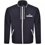 Product Image for Lacoste Full Zip Jacket Navy
