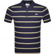 Product Image for Lacoste Sport Polo T Shirt Navy