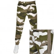 Product Image for Nike Camouflage Jogging Bottoms Khaki
