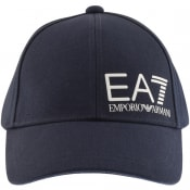 Product Image for EA7 Emporio Armani Train Core Cap Navy