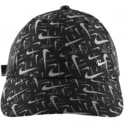 Product Image for Nike Metal Swoosh Cap Black