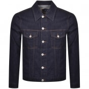 Product Image for Pretty Green Elijah Denim Jacket Navy