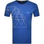 Product Image for BOSS Tee 3 T Shirt Blue