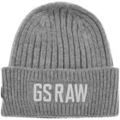 Product Image for G Star Raw Embro Beanie Hat Grey