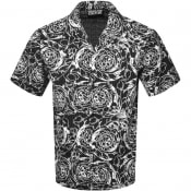Product Image for Versace Jeans Couture Short Sleeve Shirt Black