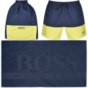 Product Image for BOSS Beach Set Navy