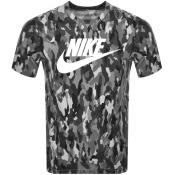 Product Image for Nike Camo T Shirt Grey