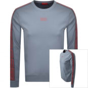 Product Image for HUGO Doby 203 Sweatshirt Grey