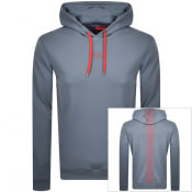Product Image for HUGO Dondy 203 Hoodie Grey