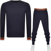 Product Image for PS By Paul Smith Crew Tracksuit Navy