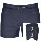 Product Image for HUGO Samoa Swim Shorts Navy