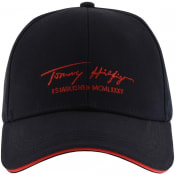 Product Image for Tommy Hilfiger Signature Logo Cap Navy
