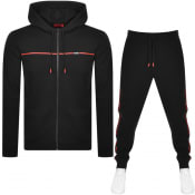 Product Image for HUGO Dapie Tracksuit Black