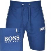 Product Image for BOSS Bodywear Authentic Shorts Blue