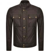Product Image for Belstaff Racemaster Waxed Jacket Khaki