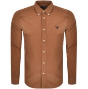 Product Image for Barbour Beacon Balfour Shirt Brown