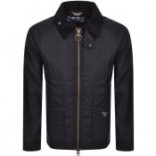 Product Image for Barbour Beacon Bedale Wax Jacket Navy