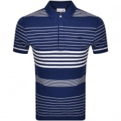 Product Image for Lacoste Short Sleeved Polo T Shirt Navy