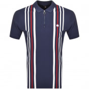 Product Image for Pretty Green Colgate Polo T Shirt Navy