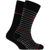 Product Image for HUGO Double Pack Socks Black