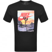 Product Image for Nike Festival Photo Logo T Shirt Black