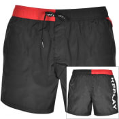 Product Image for Replay Swim Shorts Black